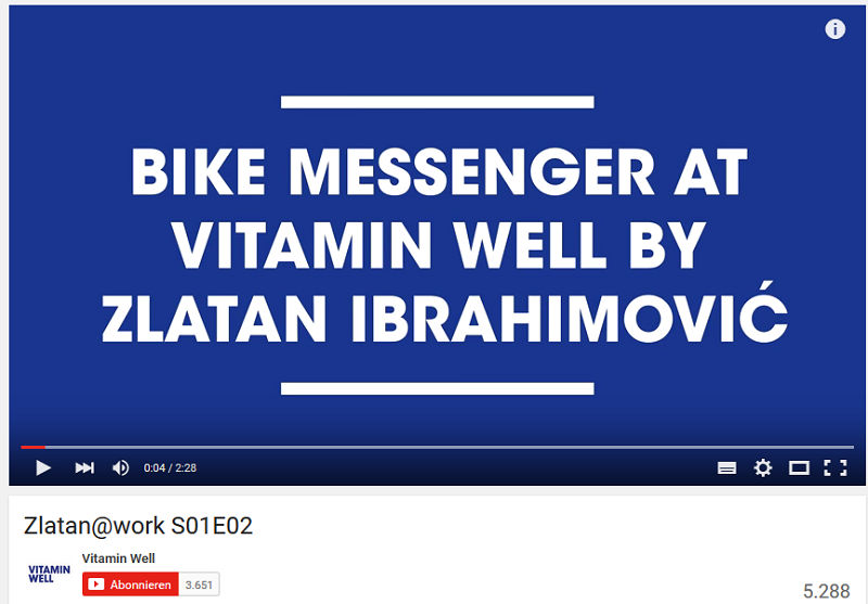 Screenshot: Youtube