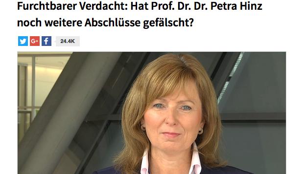Screenshot: der-postillon.com