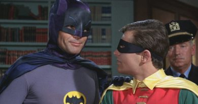 Adam West als Batman. Foto: Screenshot