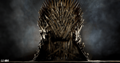 Iron Throne. (c) HBO