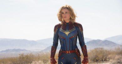 Brie Larson als Captain Marvel. (c) Marvel