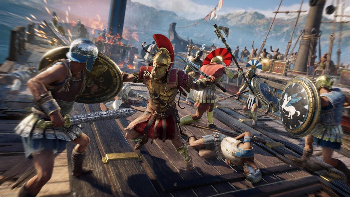 Fette Kämpfe gegen viele Gegner - geil und episch!